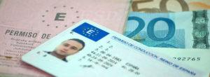 Carnet de conducir BTP